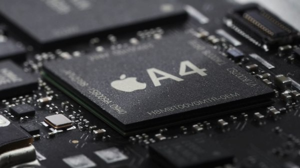 a4 apple chip