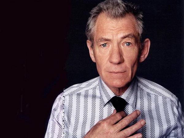 Ian McKellen as Gandalf The Grey