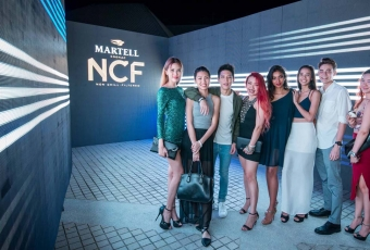 Guests-at-the-immersion-tunnel-of-the-Martell-NCF-event