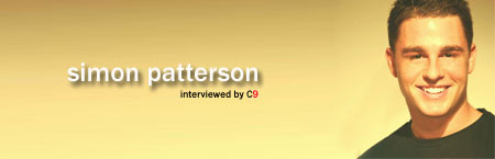 Interview with Simon Patterson