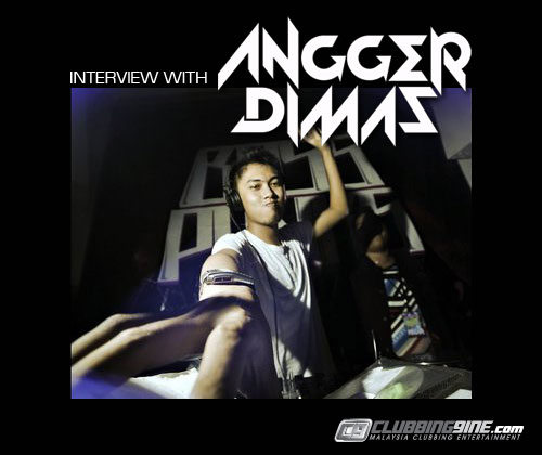 Interview with Angger Dimas