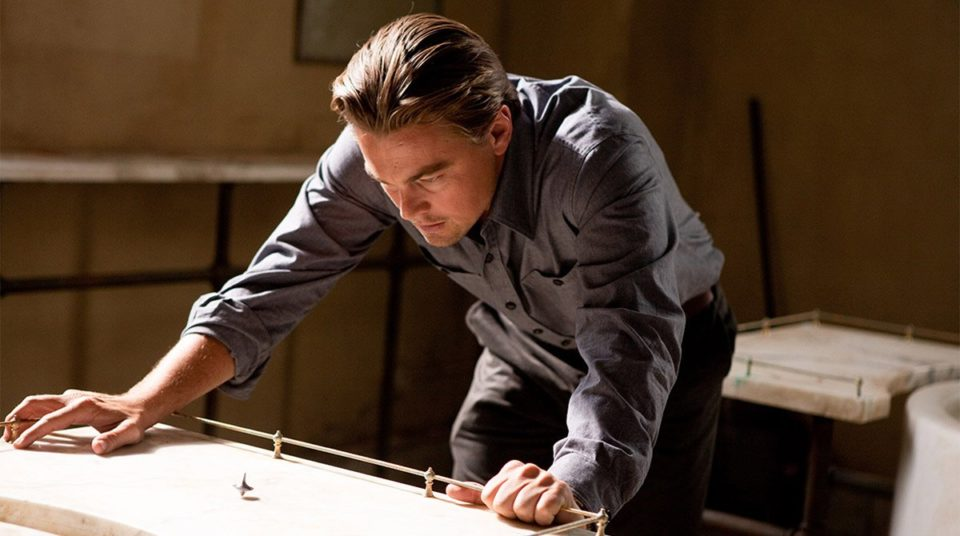 Inception Extended Spinning Top Totem Ending Clip