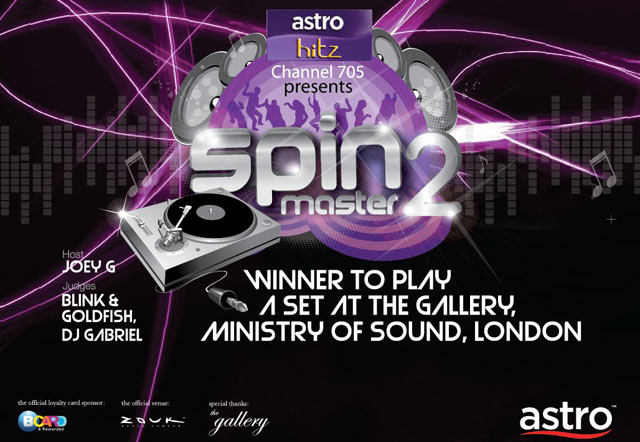 Astro Spin Master 2