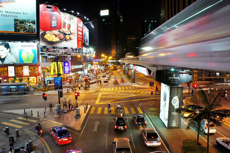 Bukit Bintang Place To Visit Tips