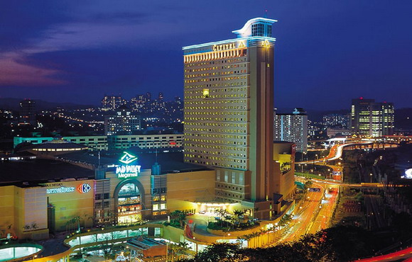 Best hotels at Midvalley