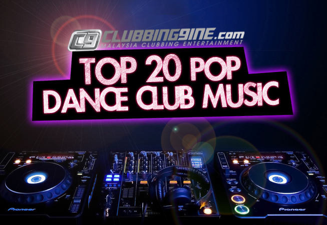 Top Pop Dance Club Music
