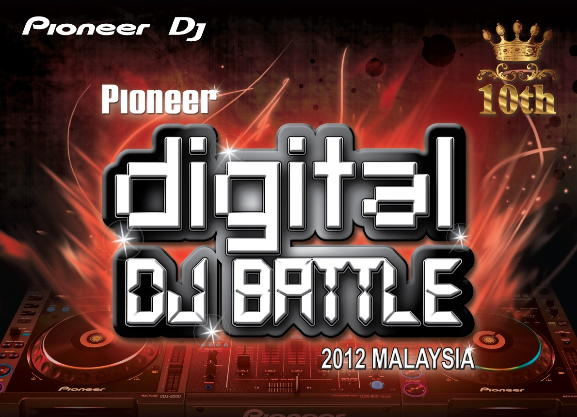 Are you the Champion in Digital DJ Battle 2012?