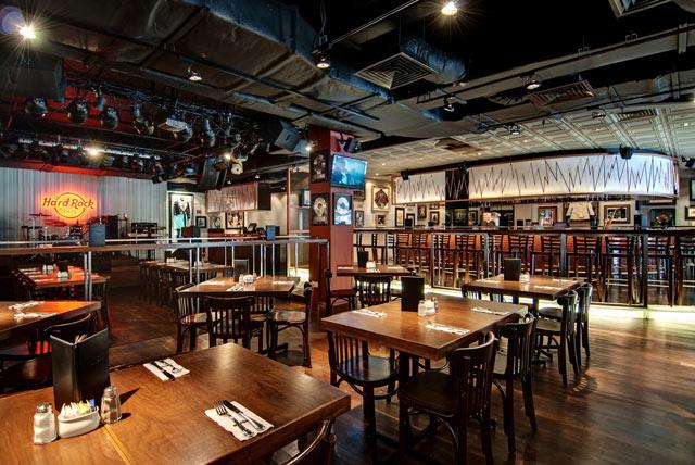 Hard Rock Cafe KL