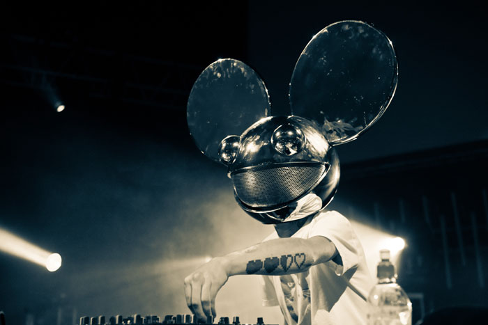 Deadmau5 Mask Helmet
