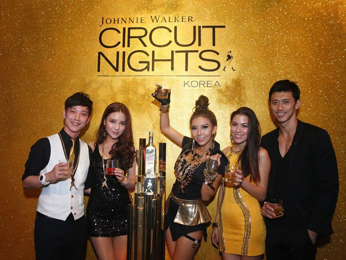JW Circuit Night Korea