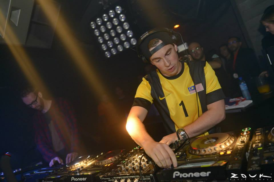 Hardwell in KL 2014 Post Event Photos @ Zouk KL
