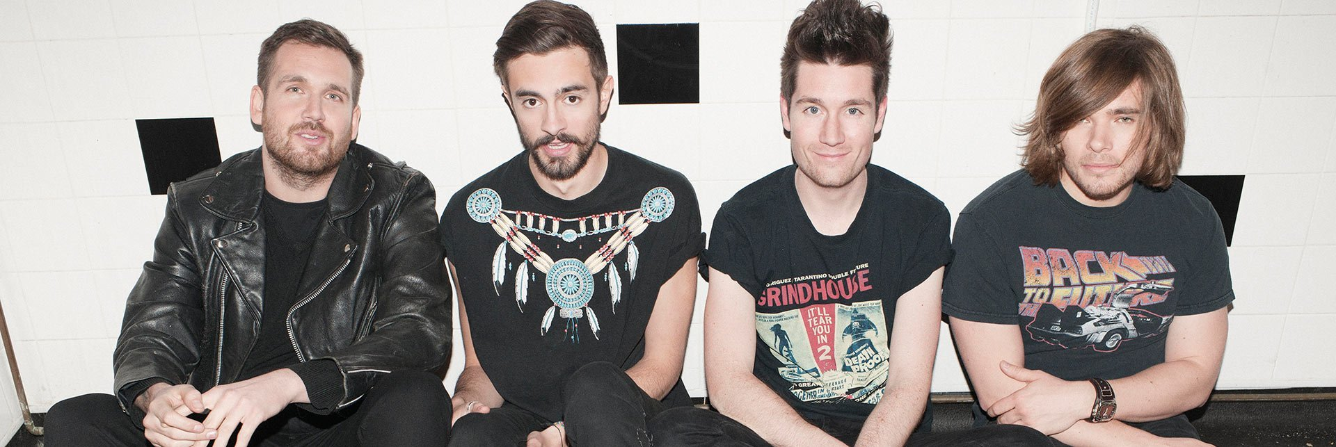 Welcome The Brand New Year of 2015 with Bastille!