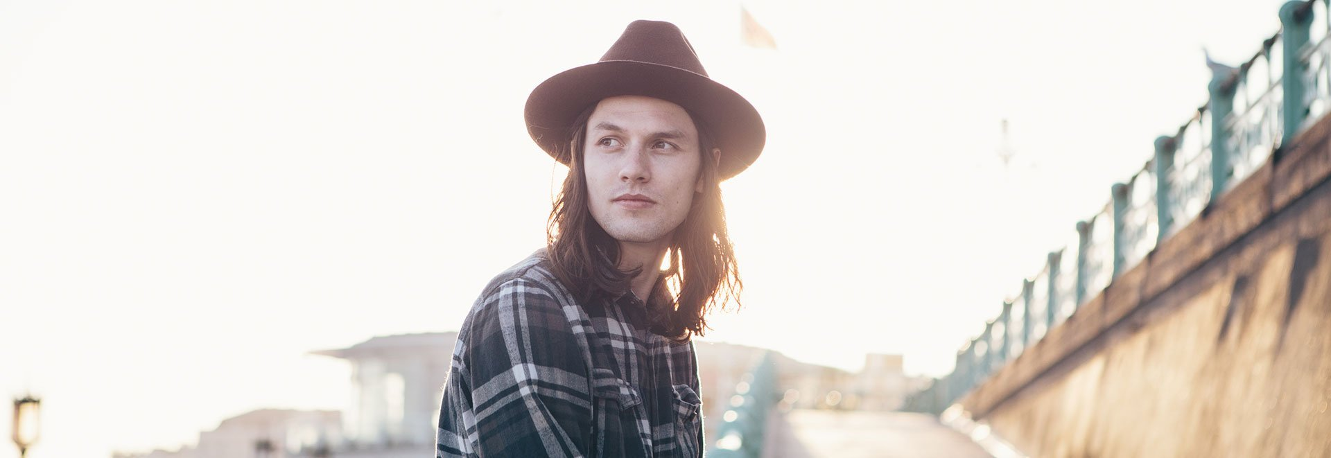 "James Bay's ""Chaos And The Calm"" Dominates Charts Across The Globe!‏"