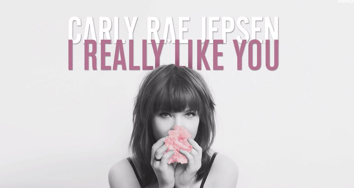 """Carly Rae Jepsen's """"I Really Like You"""" Released on Interscope Records"""