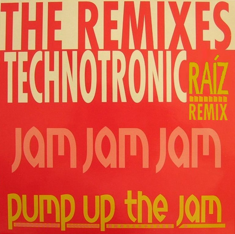 Raíz Remix Pump Up The Jam
