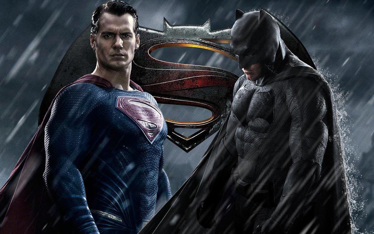 Batman VS Superman Trailer Leaked!
