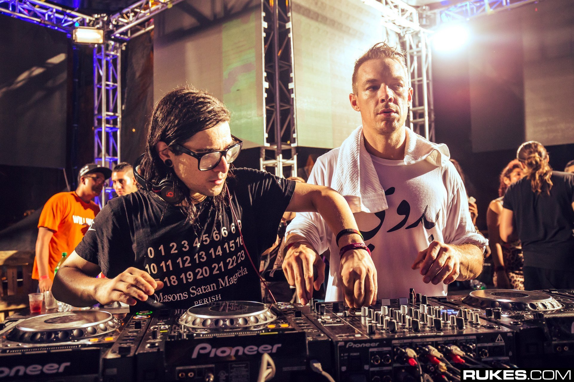 Skrillex and Diplo Party Shut Down by Amsterdam Police