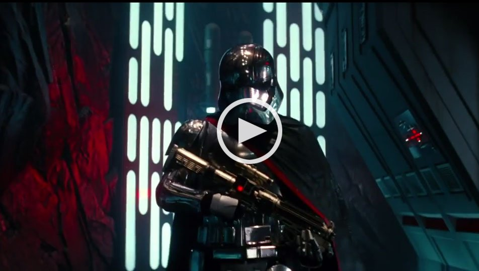 New Star Wars Trailer: The Force Awakens