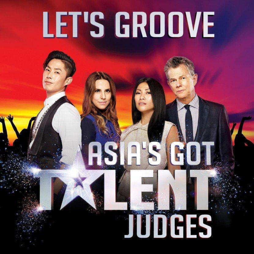 Asia's Got Talent Judges - Let's Groove