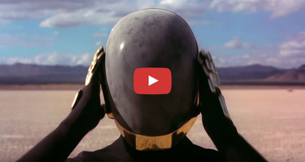 Watch Daft Punk First Ever Electronic Music Documentary
