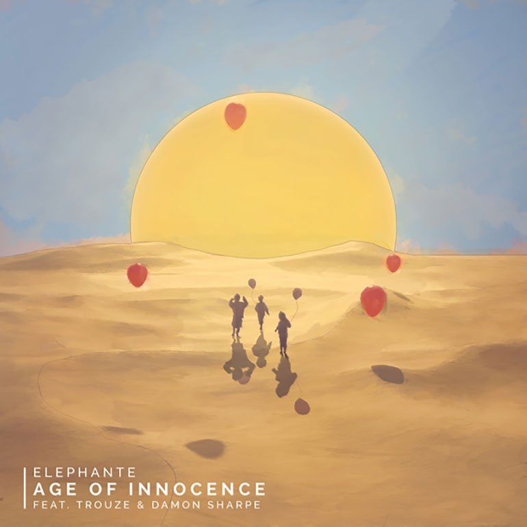 Age Of Innocence Elephante Cover Artwork