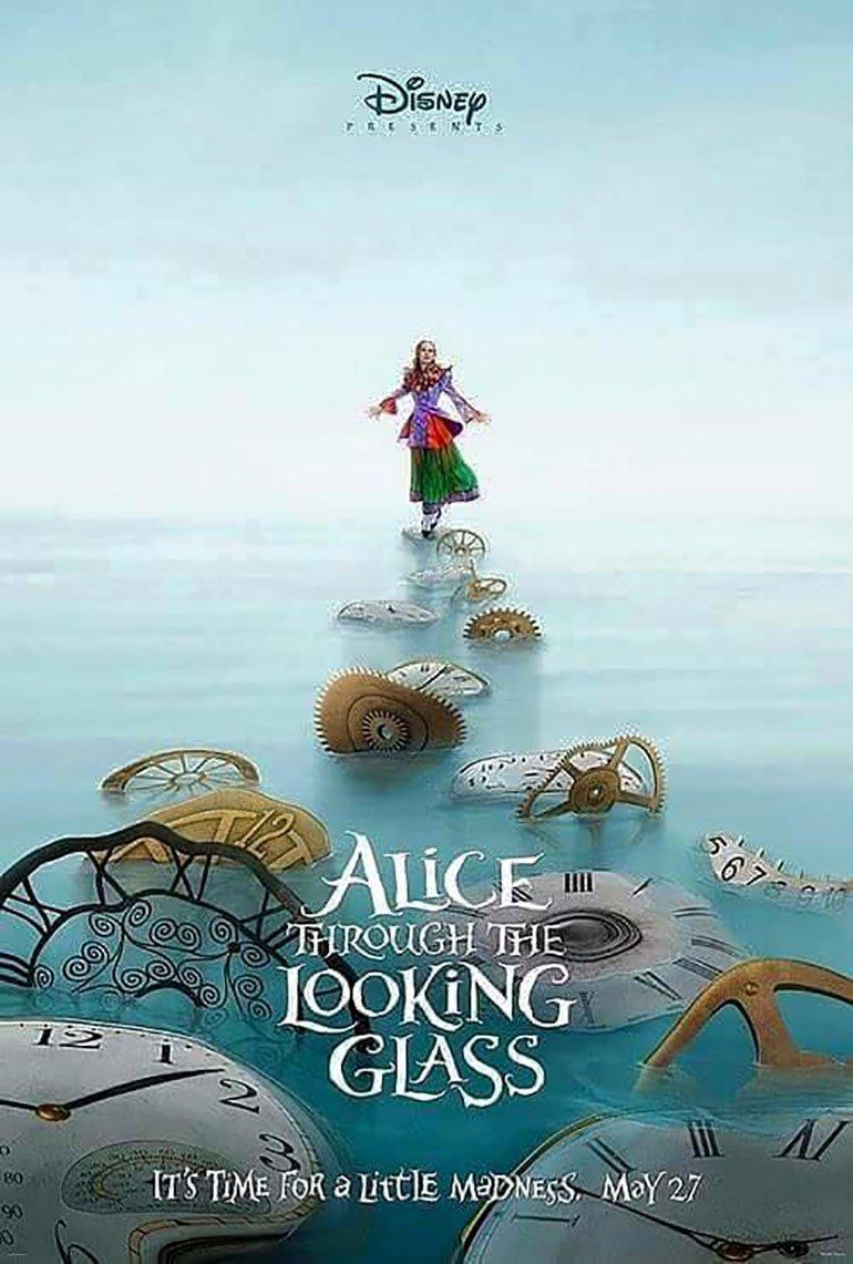 Alice In Wonderland 2016 Movie