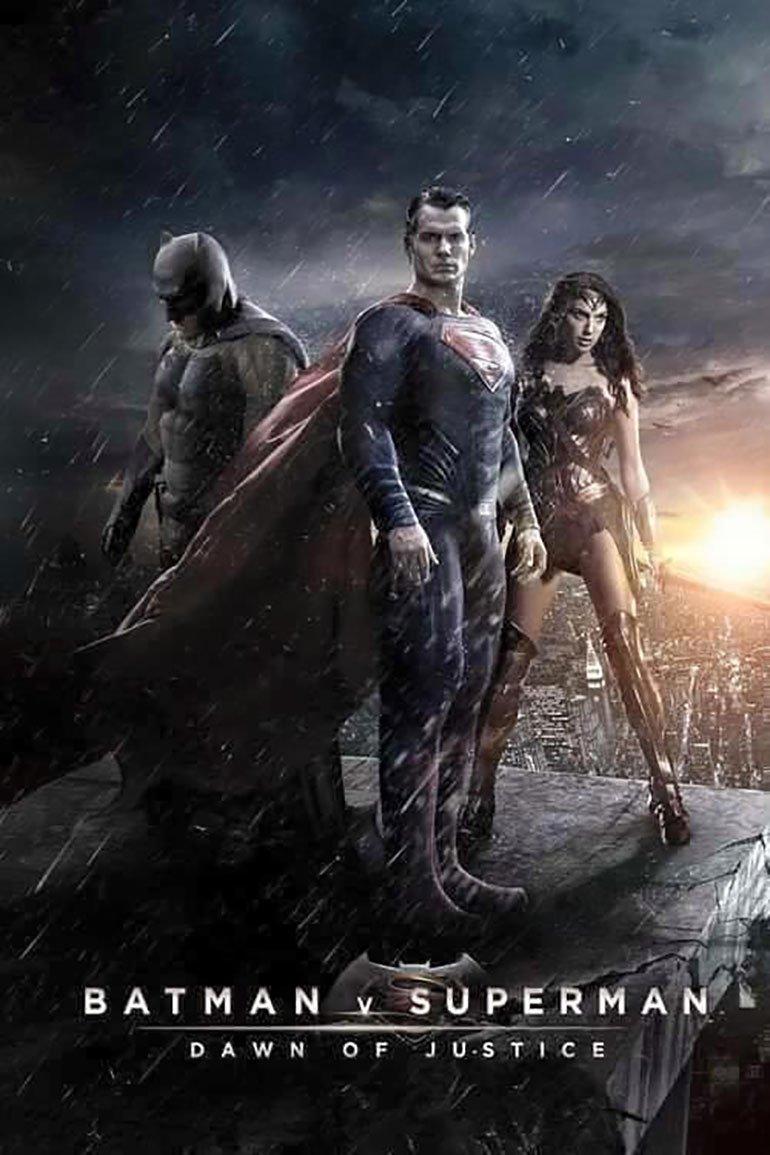 Batman vs Superman 2016 Movie