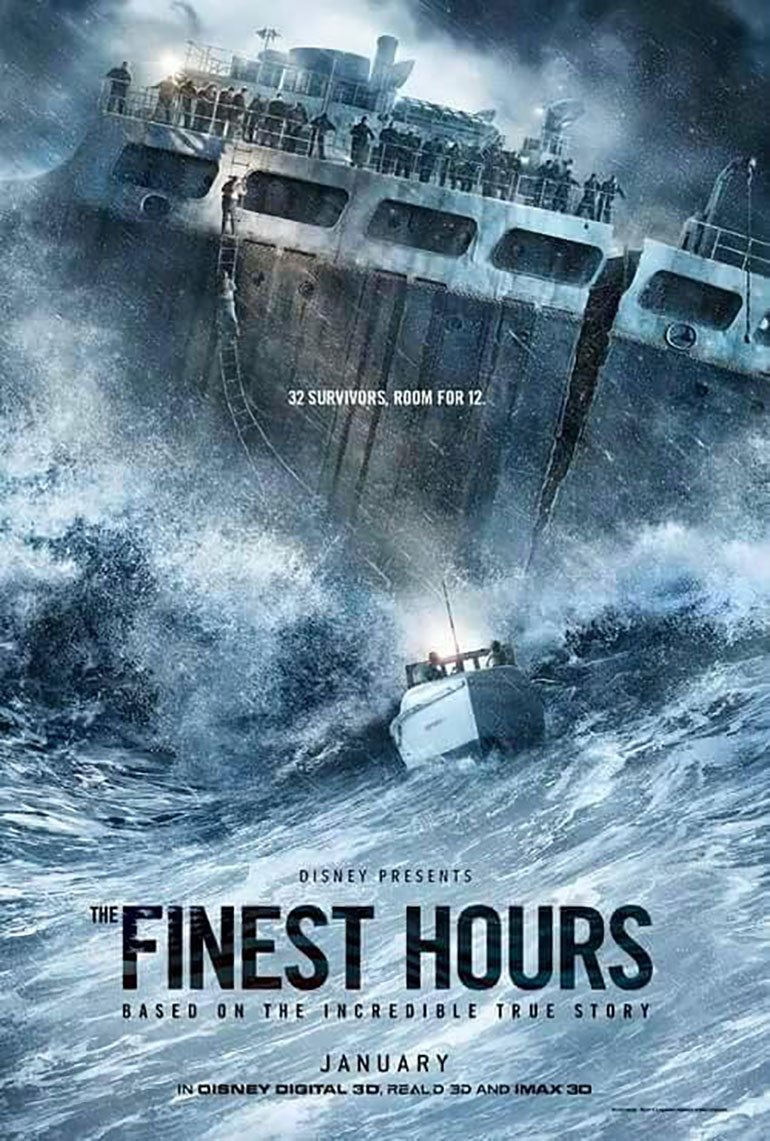 Finest Hours 2016