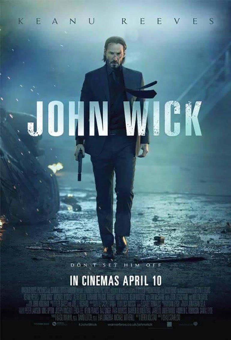 John Wick 2 Movie 2016