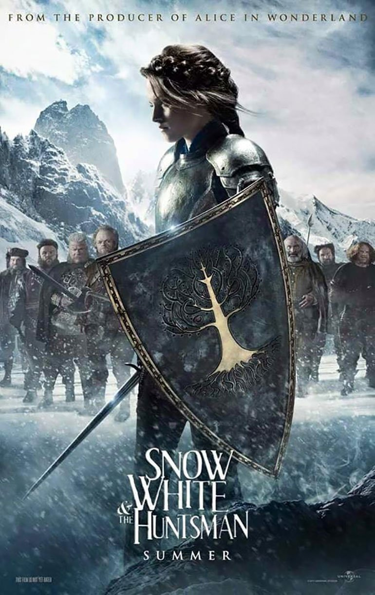 Snow White & The Huntsman 2016 Movie