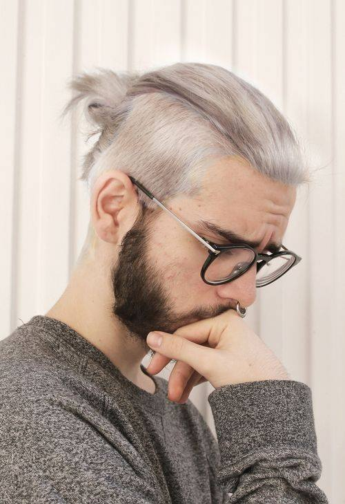 Grey Hair Color Trend 2016