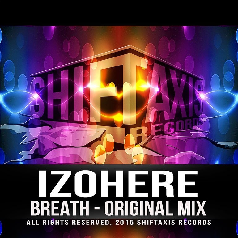 Izohere Breathe Original Mix