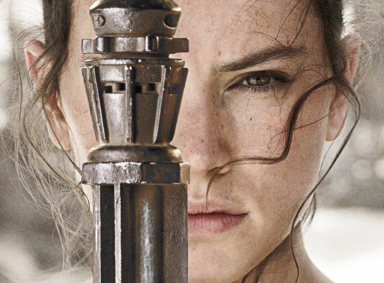 Rey Daisy Ridley Star Wars