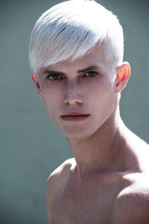 White Color Hair Trend 2016