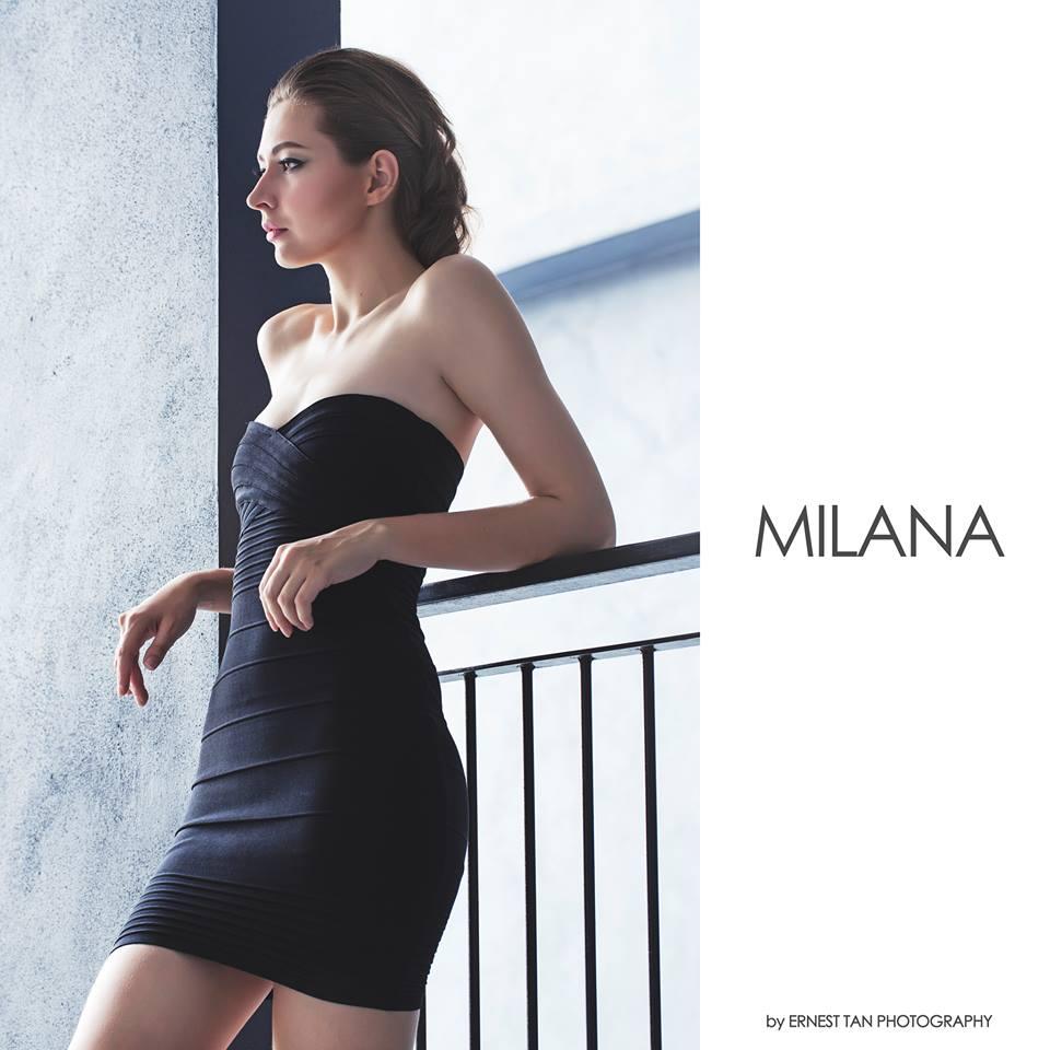 Milana Ernest Tan Photography