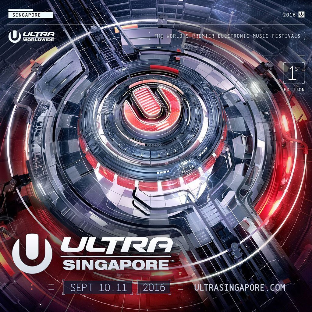 Get Ready For Ultra Singapore 2016