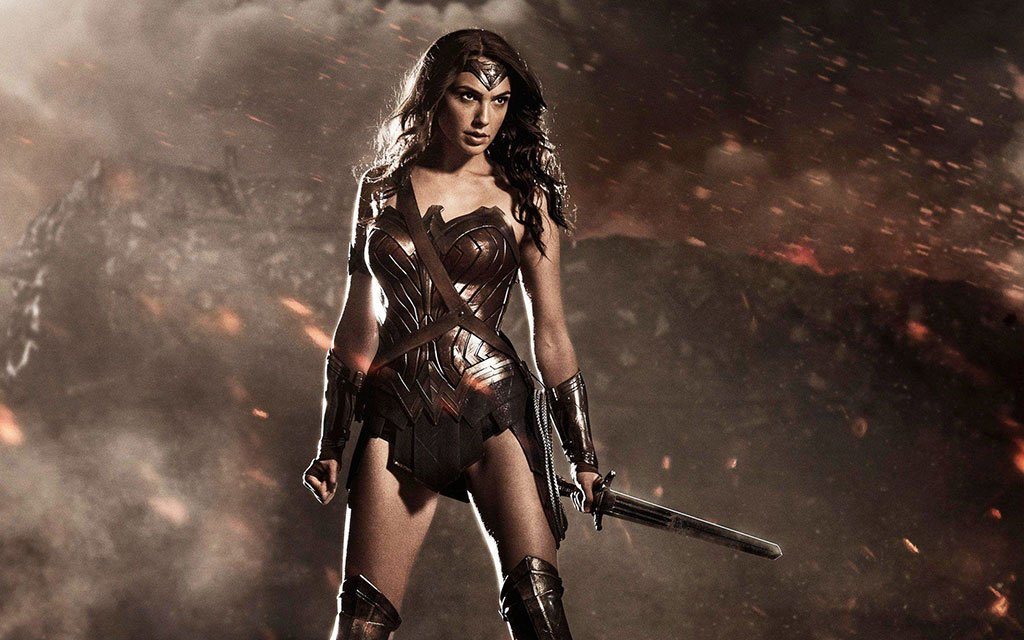 Warner Bros. Unveils 'Wonder Woman' Unseen Footage, The First Look