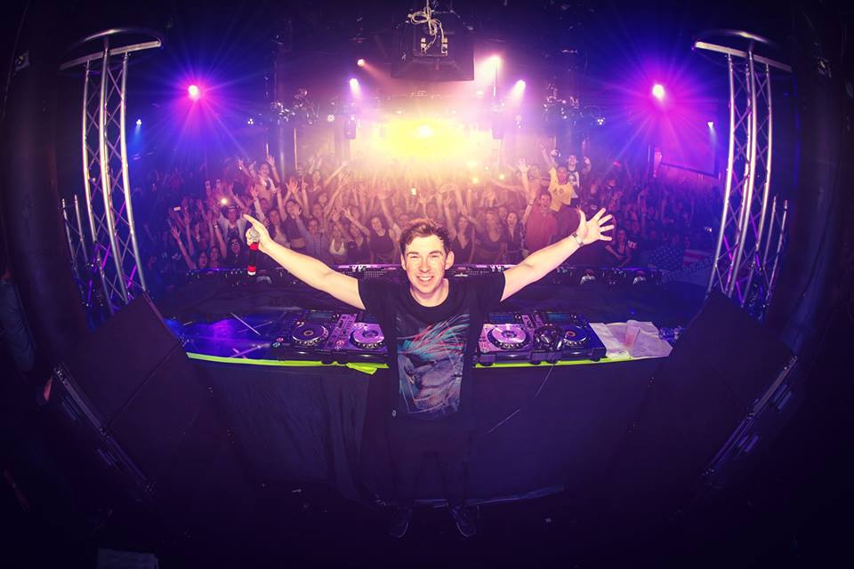 Hardwell To Be First EDM Artist To Live Stream Event in VR & 360 Video