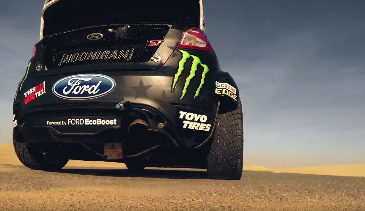 Ken Block Did It Again in Gymkhana 8, in Dubai This Time