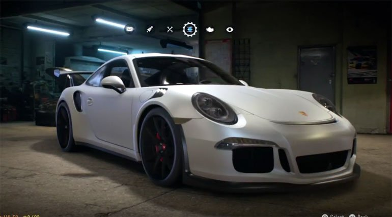 Porsche 911 GT3 RS | Need for Speed™ PS4 Gameplay Part 1