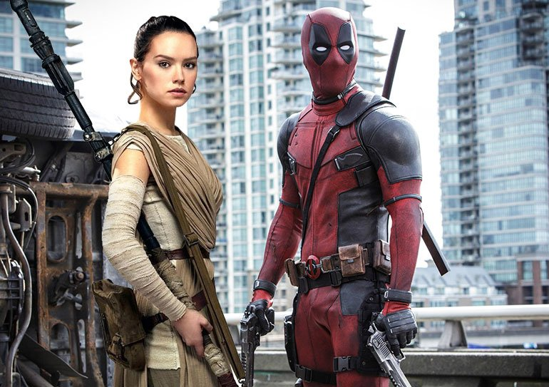 Deadpool Star Wars Movie of the Year