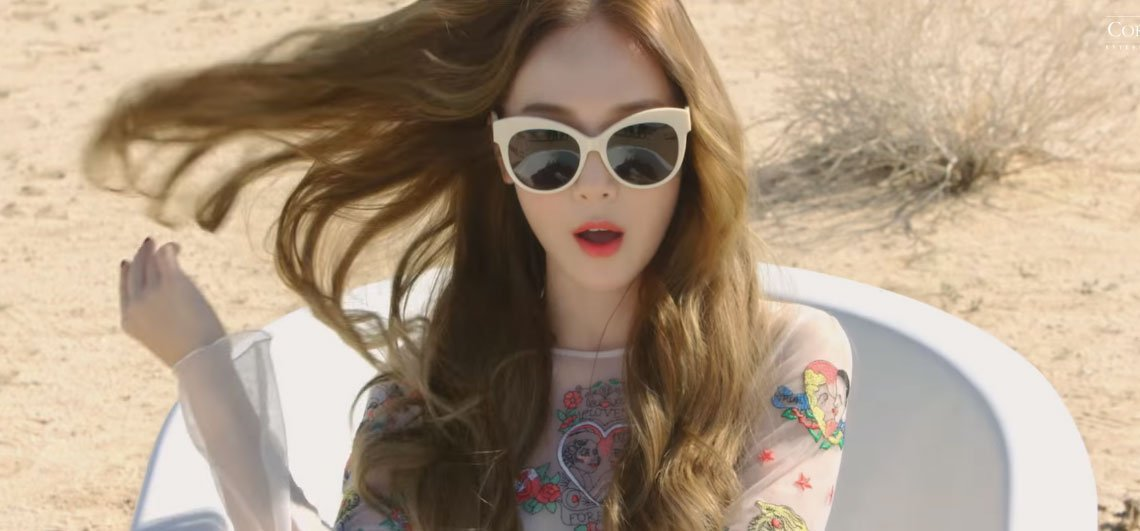 """Jessica """"Fly"""" Music Video Hits 4 Million Views in Less Than 48 Hours"""