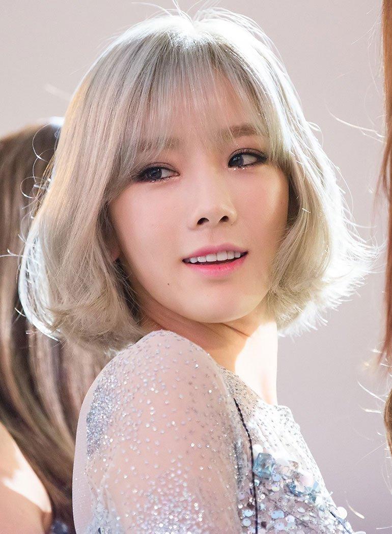 Taeyeon New Hairstyle