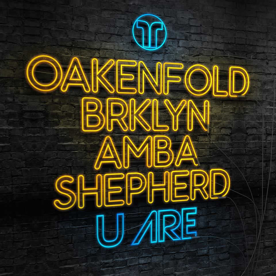 Paul Oakenfold U Are