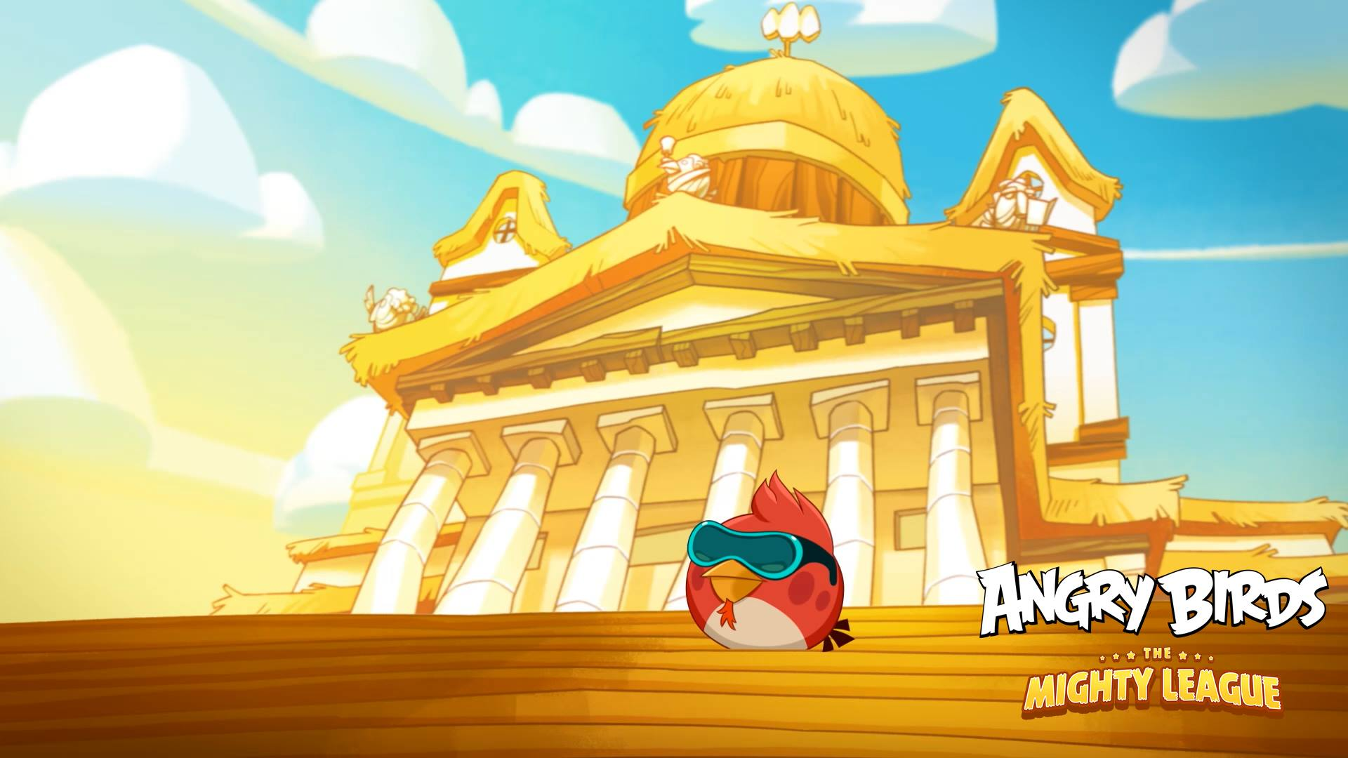 Darude soundtracks the biggest update ever to the original Angry Birds