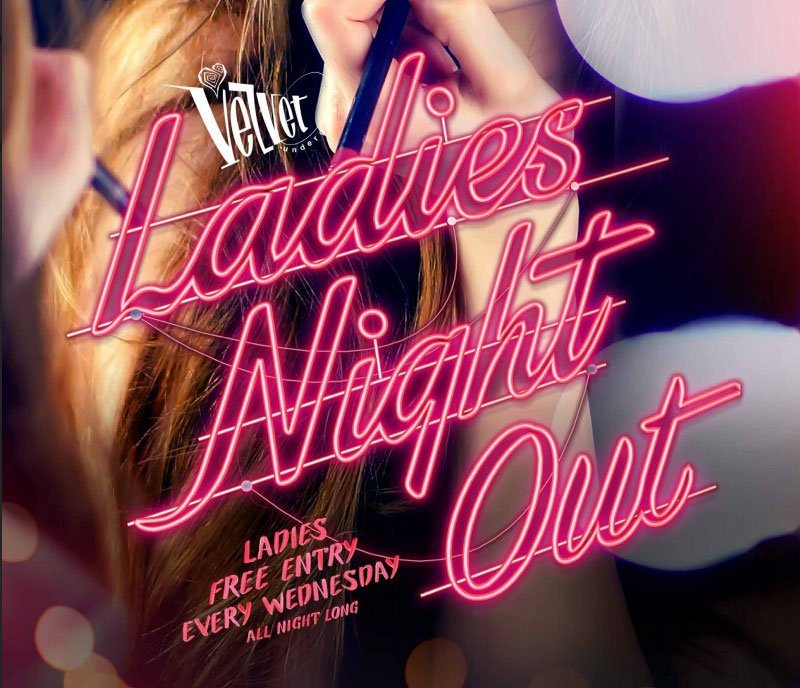 Zouk Ladies Night 2016