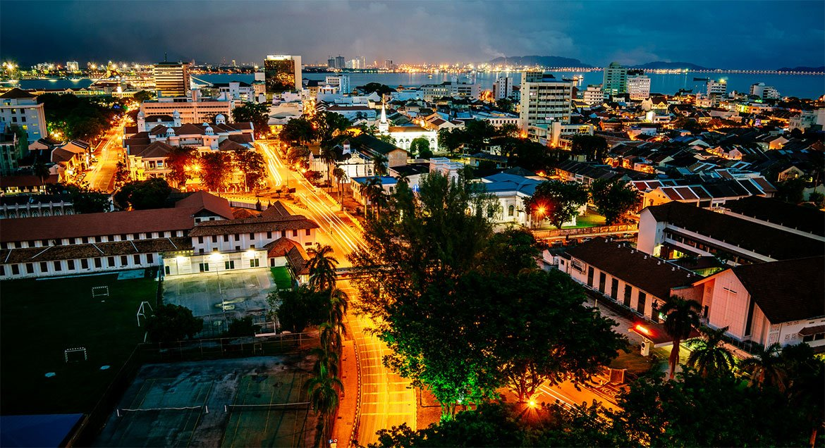 Exploring Penang Nightlife & Tourist Attractions