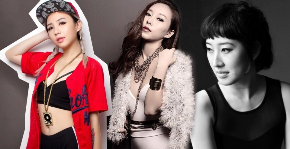 Malaysia Top Talented Female DJs