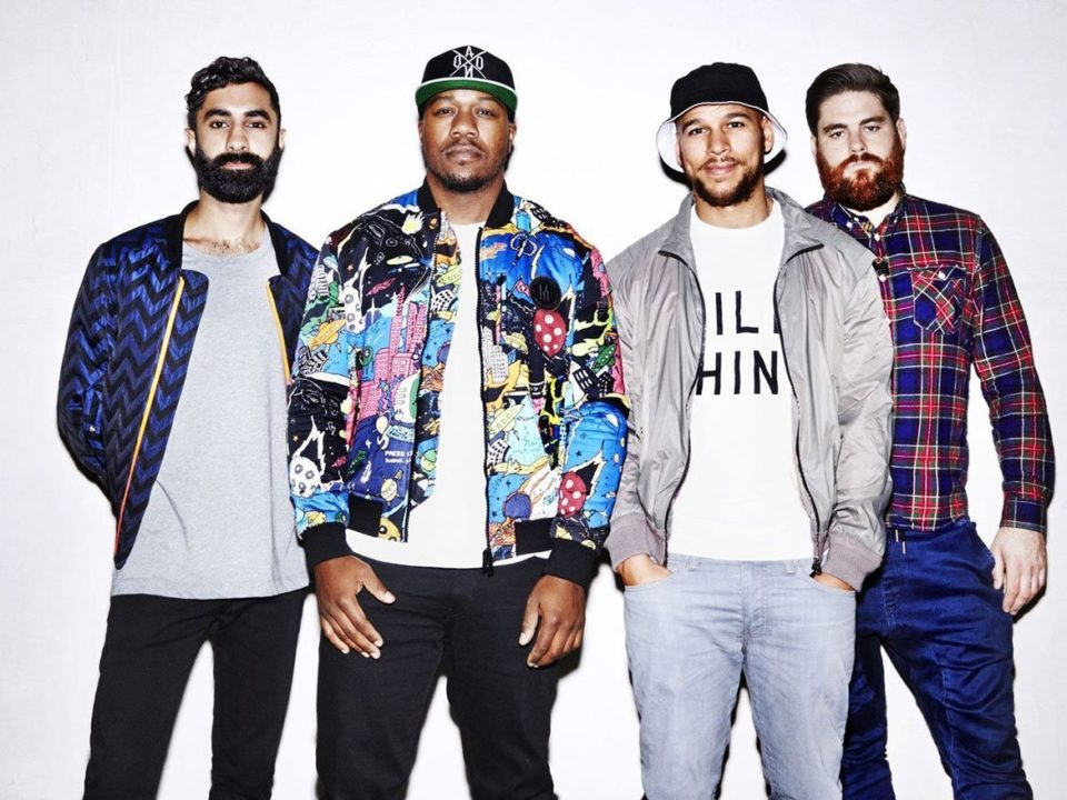 Rudimental new single These Days Music Video