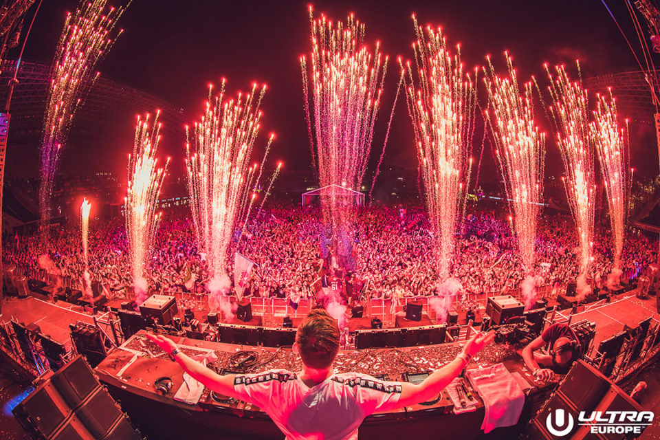 Ultra Europe 2018 Phase One Lineup - The Chainsmokers, Eric Prydz and Marshmello